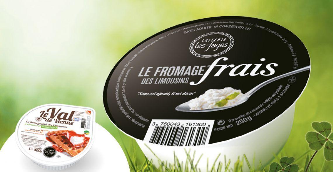Le Fromage frais des Limousins
