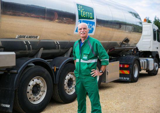 Le Chauffeur Laitier : au cœur des métiers du lait